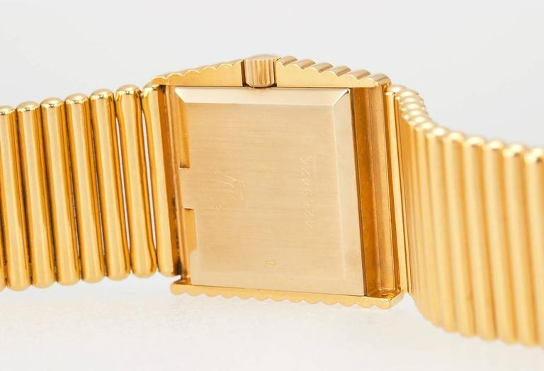 Rolex Yellow Gold Cellini Wristwatch Ref 4015 5