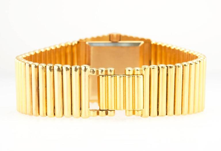 Rolex Yellow Gold Cellini Wristwatch Ref 4015 7