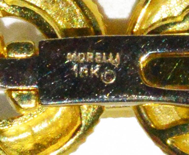 Gorgeous Paul Morelli 18K and diamond necklace, featured by Gem de la Gem. 16