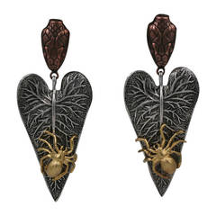 Naturalist Earrings, MWLC