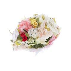 1950s Christian Dior Floral Hat