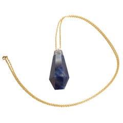 Jade Jagger NeverEnding Sapphire Pendant