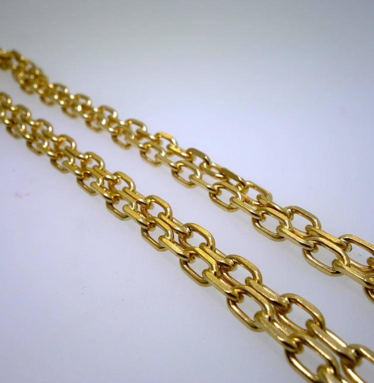 Long Gold Chain 2
