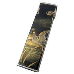 Cartier Tallboy Dunhill Lighter