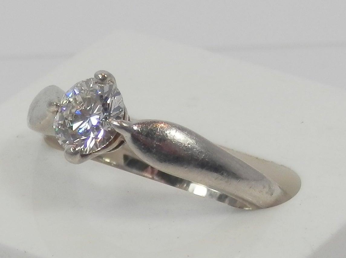 Bulgari Diamond Engagement Ring Wroc Awski Informator