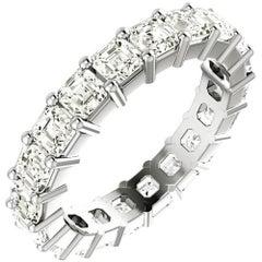 Diamond Band Rings