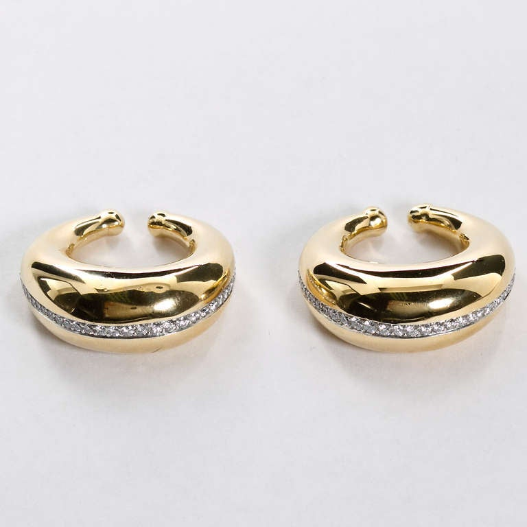 Tiffany & Co. Paloma Picasso Horseshoe Earrings or Rings In Excellent Condition For Sale In New York, NY