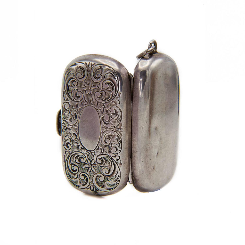 old coin holder