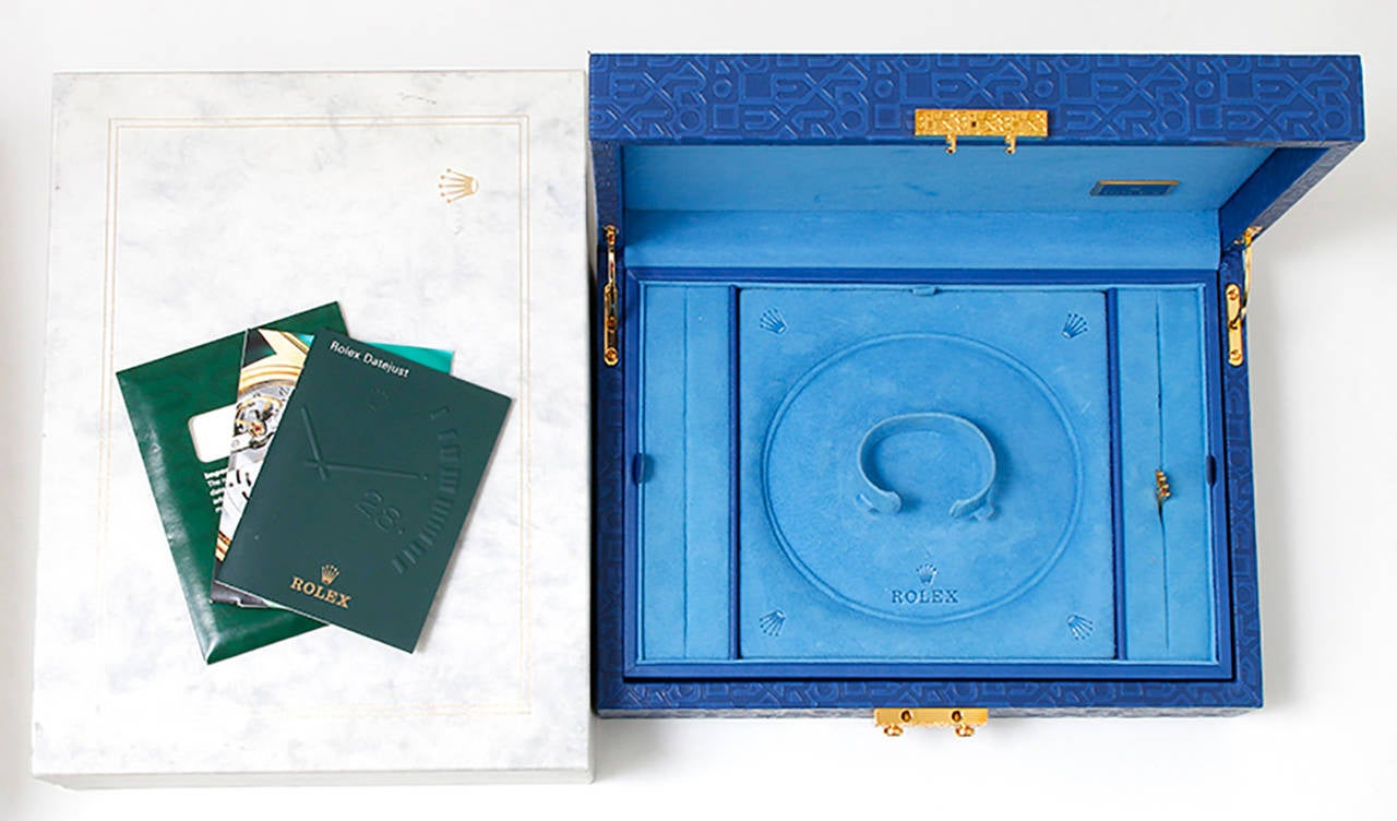 Rolex Yellow Gold Diamond Pearlmaster Masterpiece Midsize Wristwatch Ref 81338 3