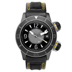 Jaeger-LeCoultre Master Compressor Diving Alarm Navy Seals Limited Edtn Watch
