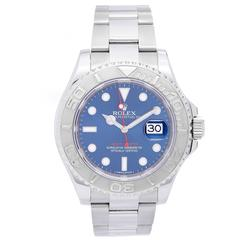 Rolex Stainless Steel Yacht-Master Automatic Wristwatch Model 116622
