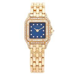 Cartier Ladies Yellow Gold Small Panther Quartz Wristwatch