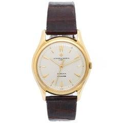 Vacheron Constantin Yellow Gold Turler Automatic Wristwatch