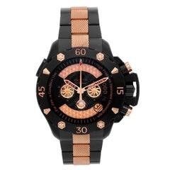 Zenith Titanium Defy Xtreme Open Chronograph Power Reserve Wristwatch
