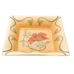 Patek Philippe & Co. Limited Edition Limoge Floral Porcelain Dish
