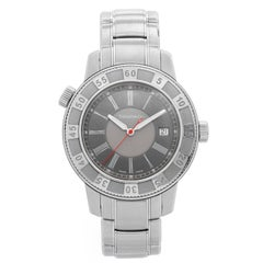Tiffany & Co. Stainless Steel Mark T-57 Quartz Wristwatch