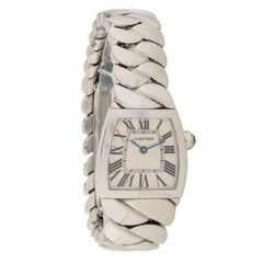Cartier Ladies Stainless Steel La Dona Quartz Wristwatch Ref 2902