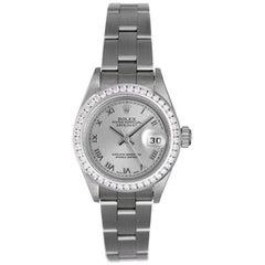 Rolex Ladies Stainless Steel Datejust Automatic Watch Ref 79174