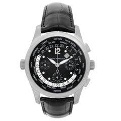 Girard-Perregaux Titanium World Time Automatic Wristwatch Ref 49800