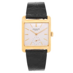 Patek Philippe & Co. Yellow Gold Vintage Automatic Wristwatch Ref 2488