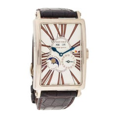 Roger Dubuis White Gold Much More Automatic Wristwatch