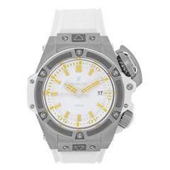 Hublot Oceanographic 4000 Cheval Blanc Randheli Special Edition