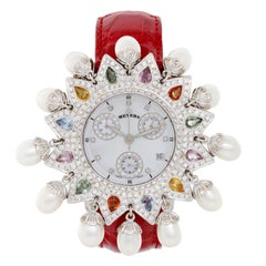 Pearl Wrist Watches