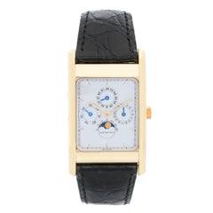 Audemars Piguet Edward Piguet Perpetual Calendar Men's 18 Karat Gold Watch