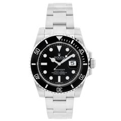 Rolex Submariner Men's Stainless Steel Watch 116610