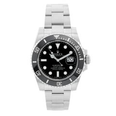 Rolex Submariner Men's Stainless Steel Watch 116610 LN
