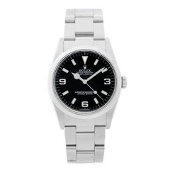 Rolex Explorer Men's Stainless Steel Watch 114270