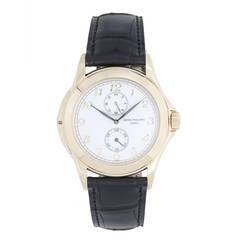 Patek Philippe Yellow Gold Travel Time Wristwatch