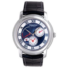 "Audemars Piguet Stainless Steel ""Arnold's All-Stars"" Ltd Ed automatic Wristwatch"