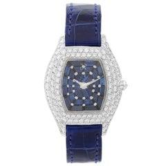 Daniel Roth Ladies White Gold Diamond Classique Quartz Wristwatch