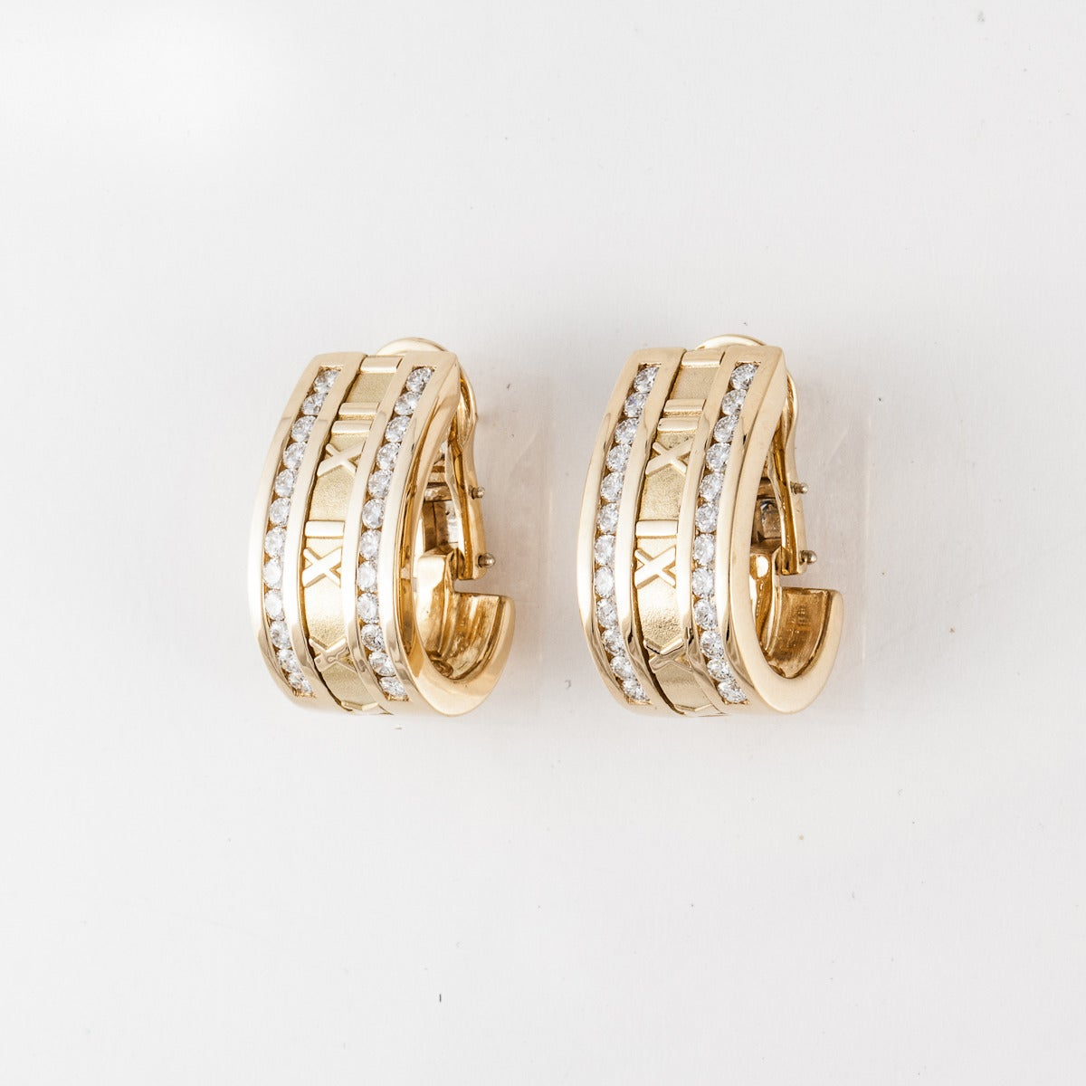 half hoops earrings gold atlas half hoop earrings for sale at 9238