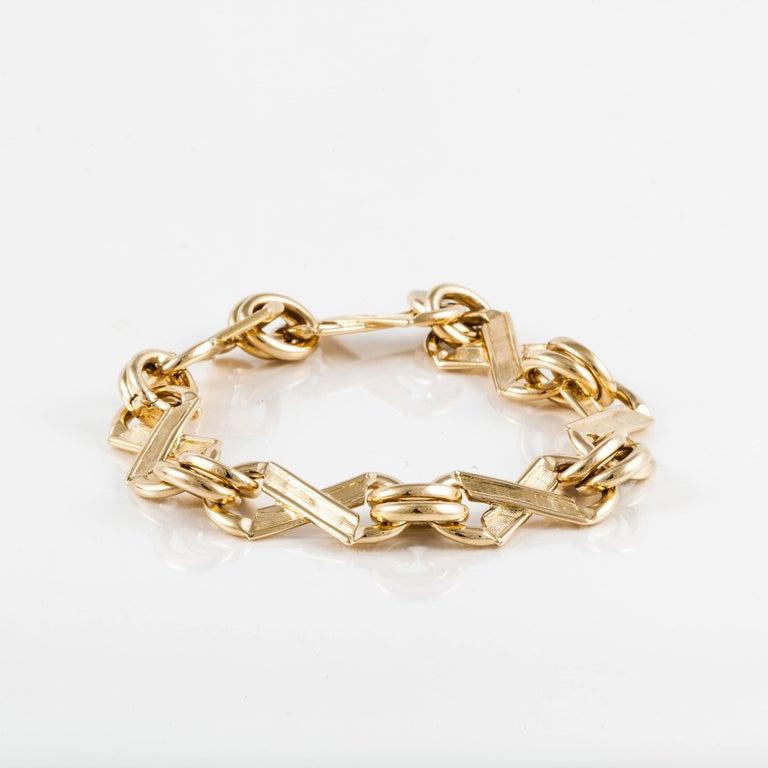 Women's or Men's Tiffany & Co. Schlumberger Bracelet For Sale