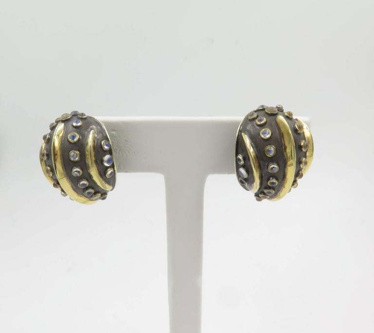 moonstone jewelry gold - photo #23