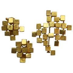 Mauboussin Paris Geometric Gold Set