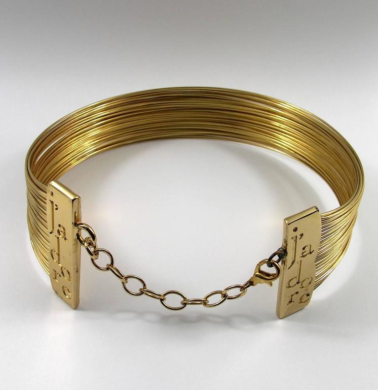 Women's Dior Multi-Strand Necklace For Sale
