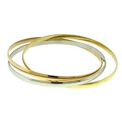 Cartier Trinity de Cartier 18 Karat Gold Small Model Bracelet