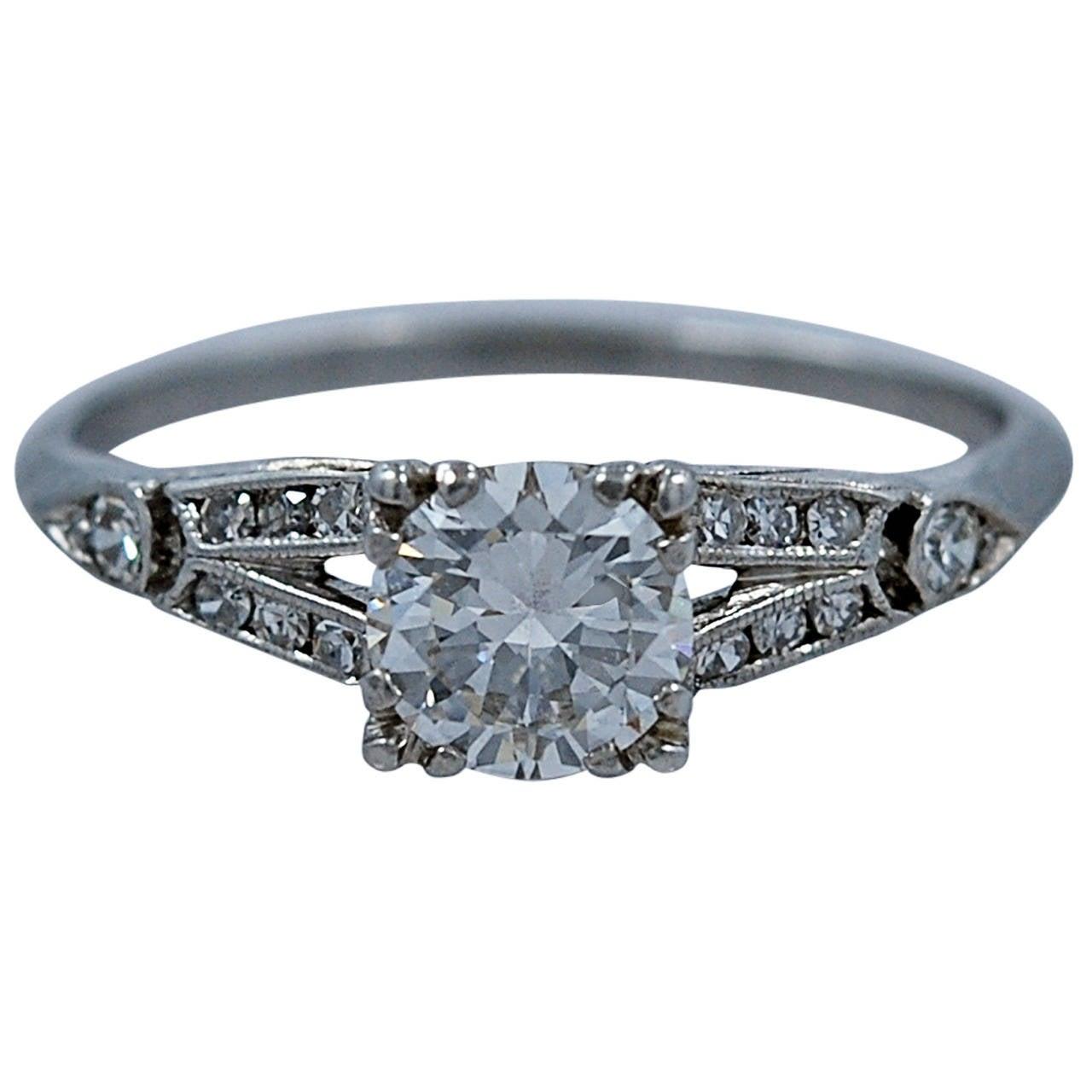 Eligant Diamond Eengagement Rings