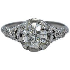 Kozminsky Engagement Rings
