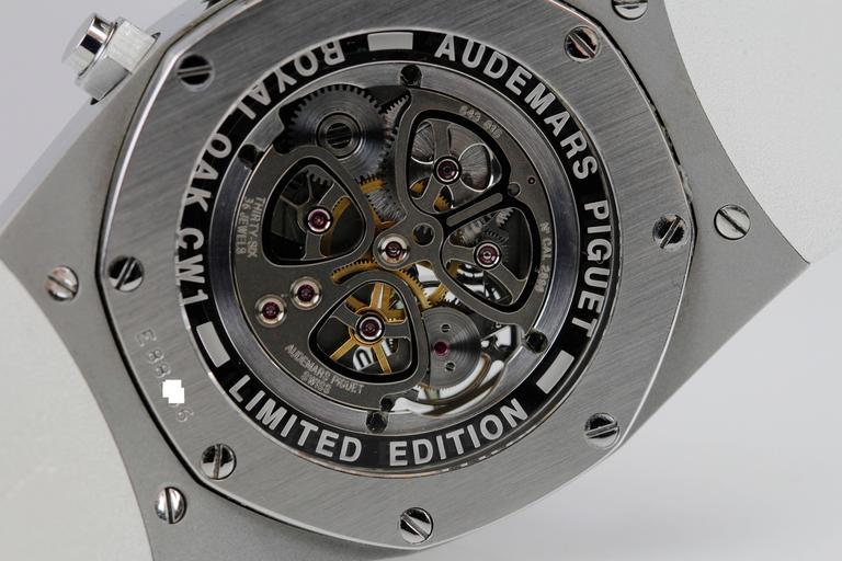 Men's Audemars Piguet Royal Oak Concept CW1 Automatic Wristwatch For Sale