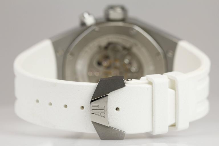 Audemars Piguet Royal Oak Concept CW1 Automatic Wristwatch For Sale 1