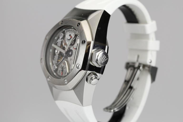 Audemars Piguet Royal Oak Concept CW1 Automatic Wristwatch For Sale 3