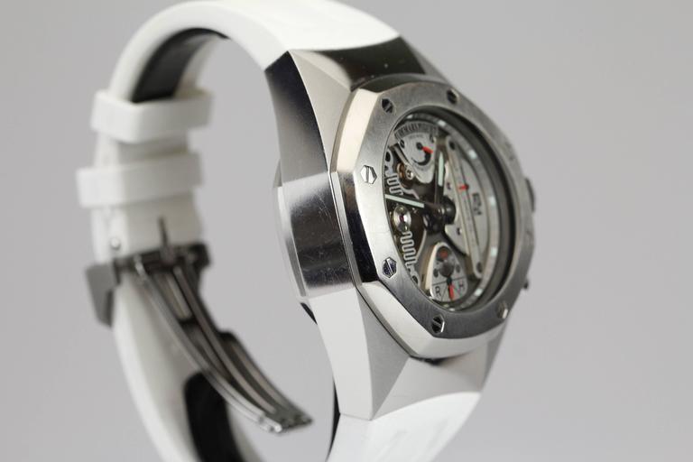 Audemars Piguet Royal Oak Concept CW1 Automatic Wristwatch For Sale 2