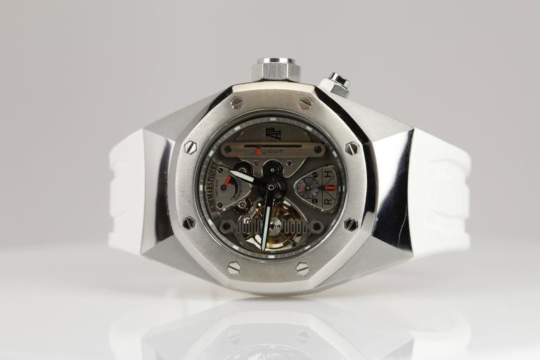 Audemars Piguet Royal Oak Concept CW1 Automatic Wristwatch For Sale 4
