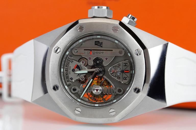 Audemars Piguet Royal Oak Concept CW1 Automatic Wristwatch For Sale 6