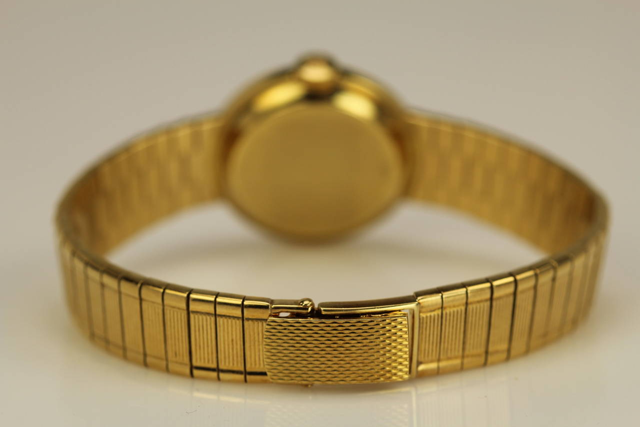 Patek Philippe & Co. Lady's Yellow Gold Wristwatch Ref 3246 For Sale 2