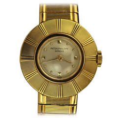 Patek Philippe & Co. Lady's Yellow Gold Wristwatch Ref 3246